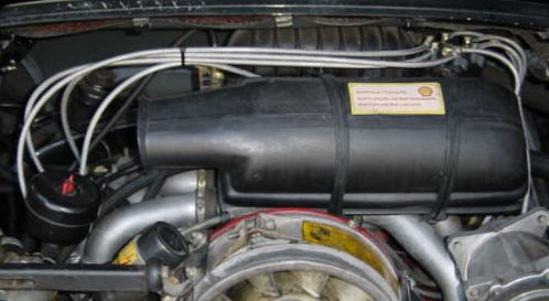 """ CIS ' CONTINUOUS INJECTION SYSTEM REPLACEMENT FUEL LINES"