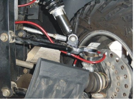 Rhino Brake Line Kit Installatio